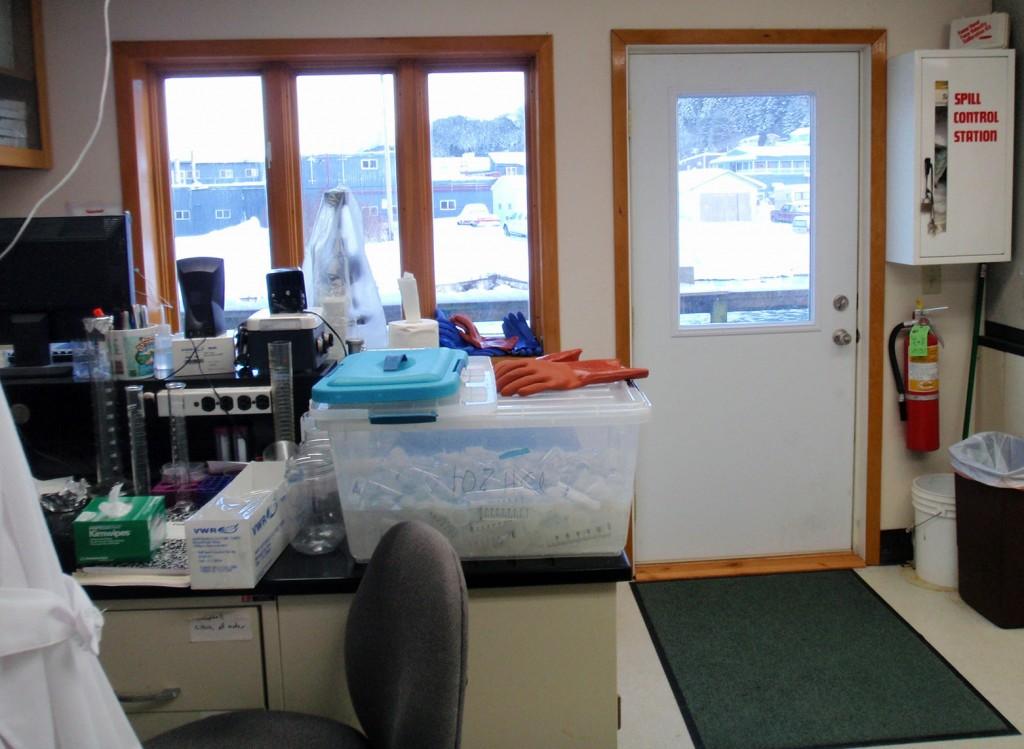 Old Lab Configuration