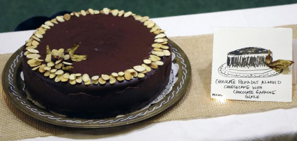 Almond cheesecake web
