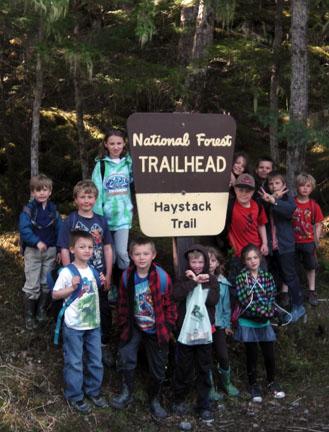 Haystack Trailhead