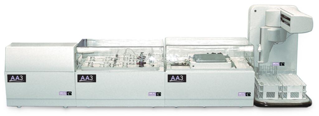The SEAL AutoAnalyzer 3